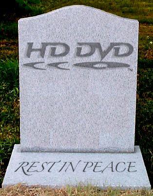 RIP HD DVD