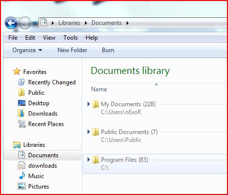 konfiguracja bibliotek - wynik